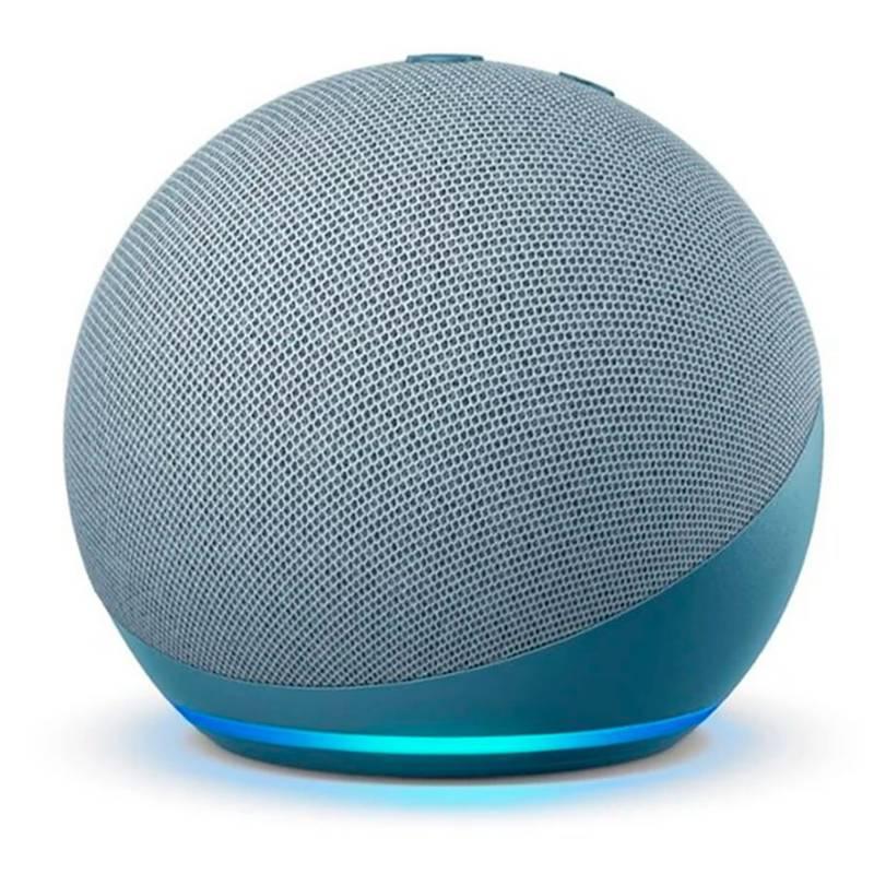 AMAZON - Amazon Echo Dot 4 Azul