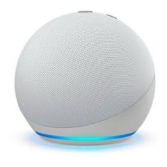 AMAZON - Amazon Echo Dot 4 Blanco