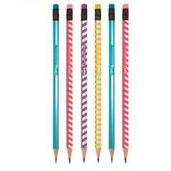 TRIS - Lápiz Grafito - Hb Tris Line Up Set 6 Unidades
