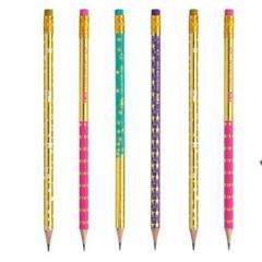 TRIS - Lápiz Grafito - Hb Tris Star Collection Set 6 Unid