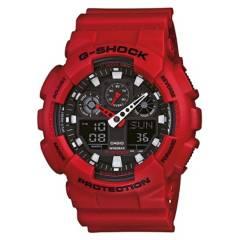 G-SHOCK - Reloj digital hombre GA-100B-4ADR