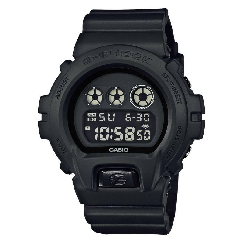 G-SHOCK - Reloj digital hombre DW-6900BB-1DR