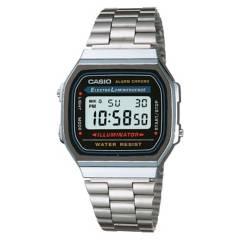 CASIO - Reloj digital hombre A168WA-1WDF