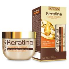 KATIVA - Pack Tratamiento Serum Keratina