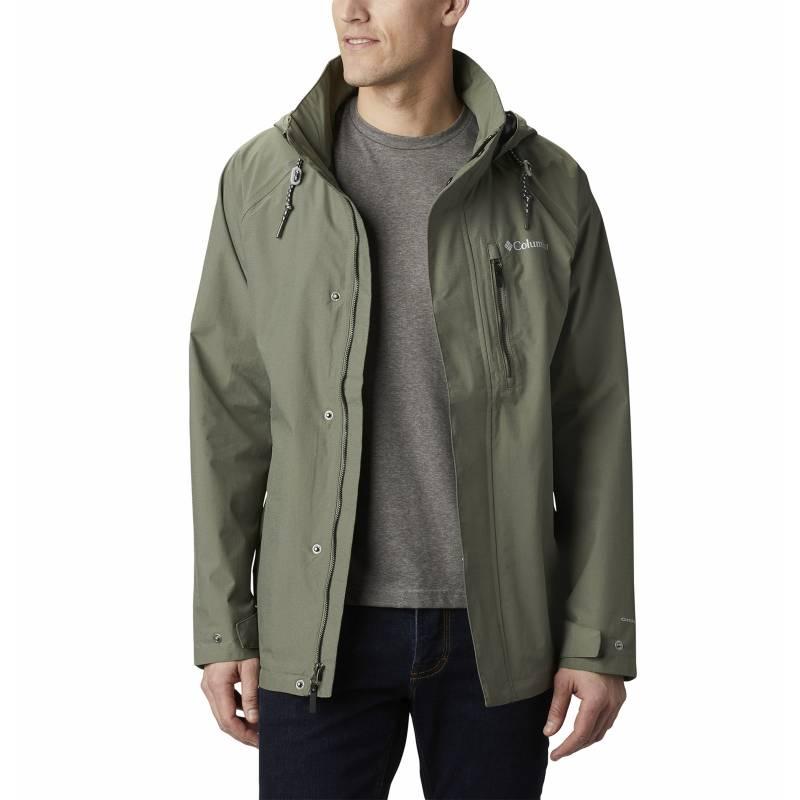 COLUMBIA - Parka Hombre Good Ways Ii Jacket Verde
