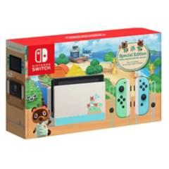 NINTENDO - Consola Nintendo Switch V2 Animal Crossing