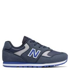 NEW BALANCE - 393 Zapatilla Urbana Niño Azul