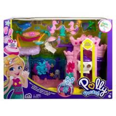 POLLY POCKET - Set De Juego Mattel Aventuras De Sirena