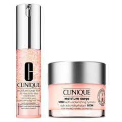 CLINIQUE - Set Full Hidratación Rostro y Ojos Moisture Surge
