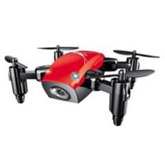 undefined - Micro Dron Broadream S9W Rojo