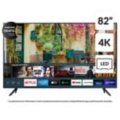 """SAMSUNG - LED 82"""" AU7000 4K UHD Smart TV 2021"""