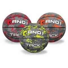 AND1 - Pack 3 Mini Balones And1 Basketball Camuflajes