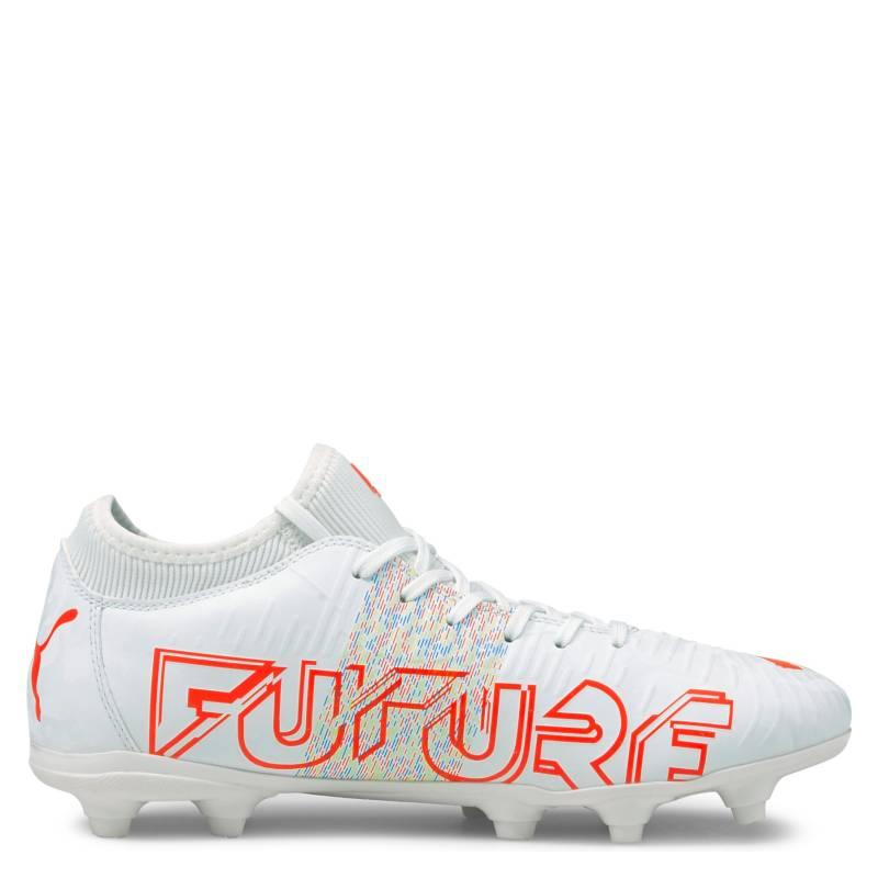 PUMA - Future Z 4.1 Fg/Ag Zapatilla Fútbol Hombre Blanca