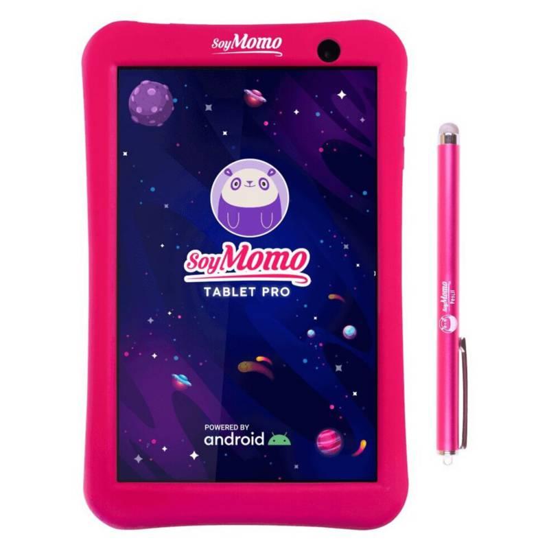 MOMO - SoyMomo Tablet Pro Rosa 8  Pencil Rosa Touch