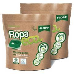 FLOPP - Pack 2 Detergente Ecológico Ropa Eco