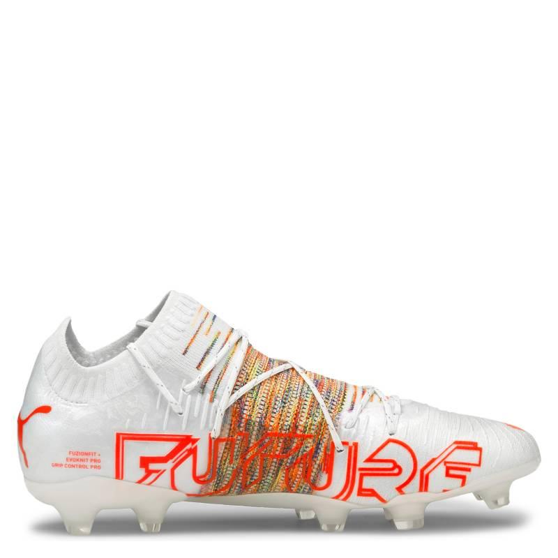PUMA - Future Z 1.1 Fg/Ag Zapatilla Fútbol Hombre Blanca
