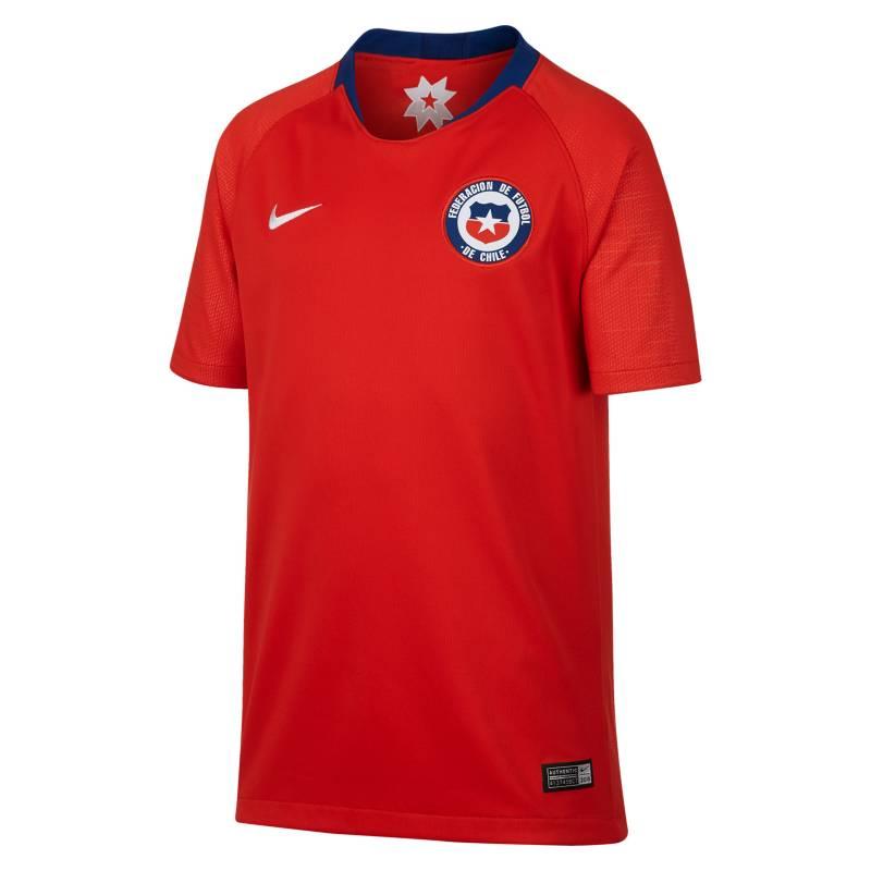 NIKE - Camiseta de Futból Selección Chilena Niño