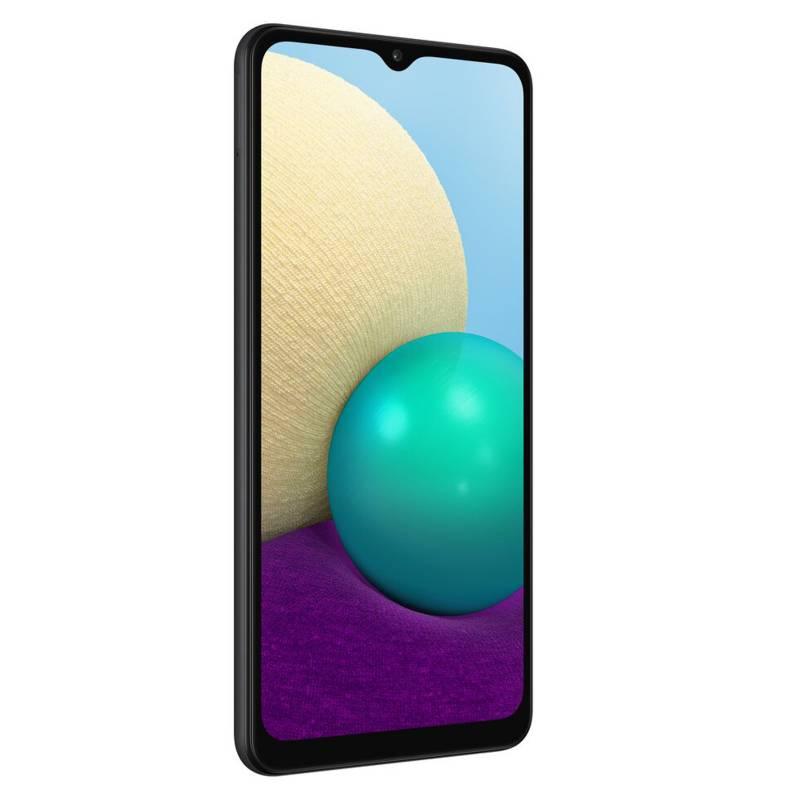SAMSUNG - Samsung Galaxy A02 32GB Negro