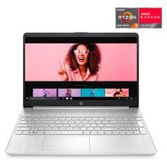 """HP - Notebook 15-ef1015la AMD Ryzen R3 4GB RAM 256GB SSD Gráficos integrados AMD Radeon 15.6"""""""