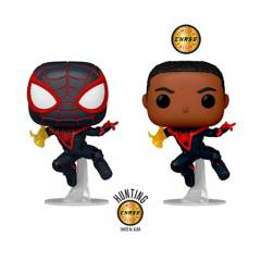 FUNKO - Pop Games Miles Morales Miles Classic W Chase