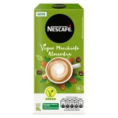 NESCAFE - Café Nescafé Vegan Macchiato Almendra X3 Cajas