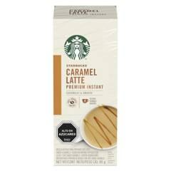 STARBUCKS - Café Starbucks Caramel Latte X3 Cajas