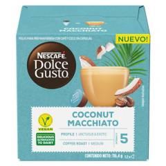 NESCAFE DOLCE GUSTO - Café Nescafé Dolce Gusto Coconut X3 Cajas