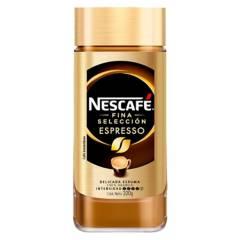 NESCAFE - Café Nescafé Fina Selección Espresso 100G X3 Uds