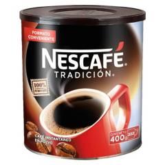 NESCAFE - Café Nescafé Tradición 400G X2 Tarros