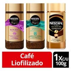NESCAFE - Café Nescafé Fina Selección Alta Intensidad 100G