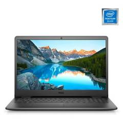 """DELL - Notebook Intel Pentium 4GB RAM 128GB SSD 15.6"""" (Teclado y sistema en Inglés-configurable al español)"""