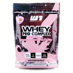 WINKLER NUTRITION - Proteina Whey Pro Complex Frutilla 500 Grs.