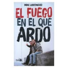 LIBRERO - El Fuego En El Que Ardo Mike Lightwood