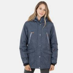 Maui And Sons - Parka Snow Mujer