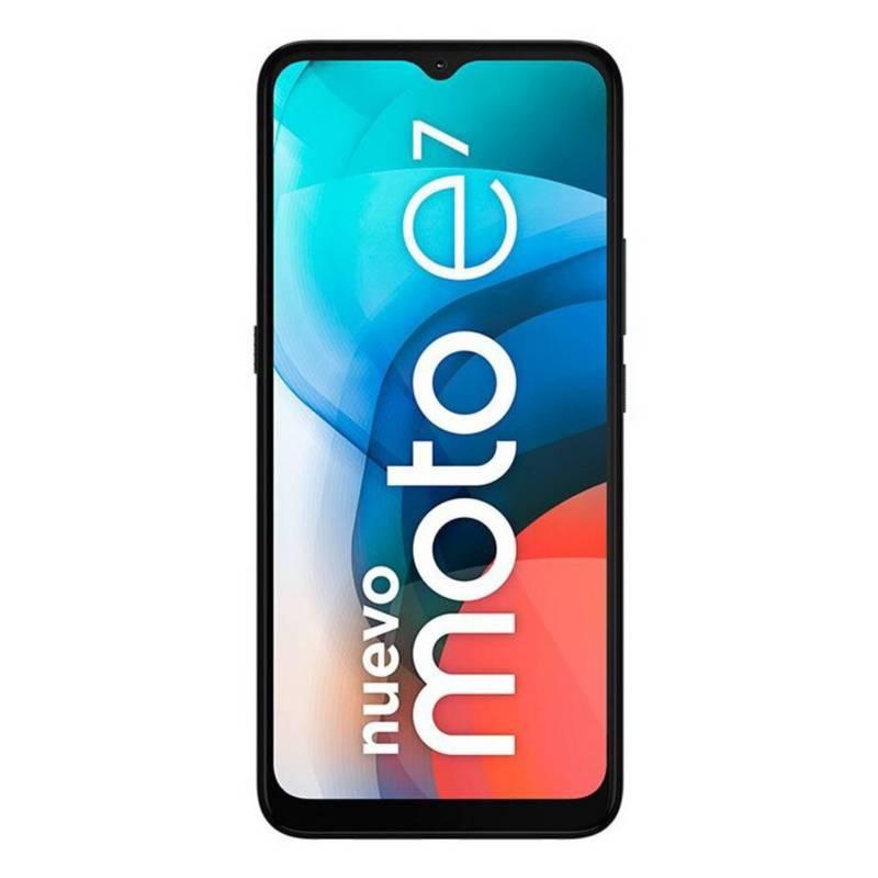MOTOROLA - Motorola Moto E7 32GB Liberado Dual Sim - Gris