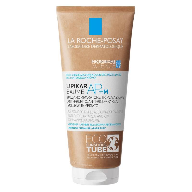 LA ROCHE POSAY - Bálsamo Hidratante Lipikar Baume Ap+M con Eco-tubo de cartón 200ml