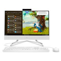 "HP - All in One HP 22-dd0020la AMD Ryzen 3 4GB 1TB 21.5"""