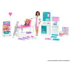 BARBIE - Set De Juego Barbie Cast Clinic
