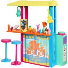 BARBIE - Set De Juego Barbie Barbie Malibu Quiosco De Playa
