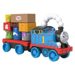 THOMAS THE TRAIN - Locomotora De Juguete Thomas & Friends Thomas Carga Tambaleante