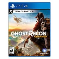 UBISOFT - Ghost Recon Wildlands PS4