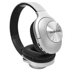 AUDIOLAB - Audifono Bluetooth Con Microfono Micro Sd Gris