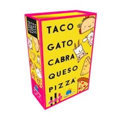 DEVIR - Juegos de mesa Taco Gato Cabra Queso Pizza