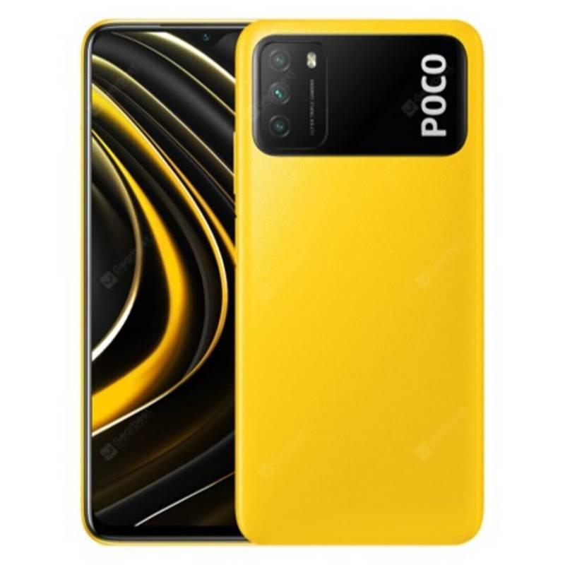 XIAOMI - Smartphone Poco M3 128GB/4GB EU Yellow