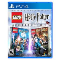 WARNER - Lego Harry Potter Collection Ps4
