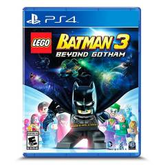 WARNER - Lego Batman 3 Ps Hits Mx Ps4