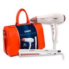 CONAIR - Combo De Plancha Y Secador Double Ceramic¿¿ By Conair®¿
