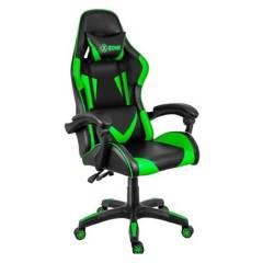 BOZZO - Silla Gamer Profesional Verde Neon