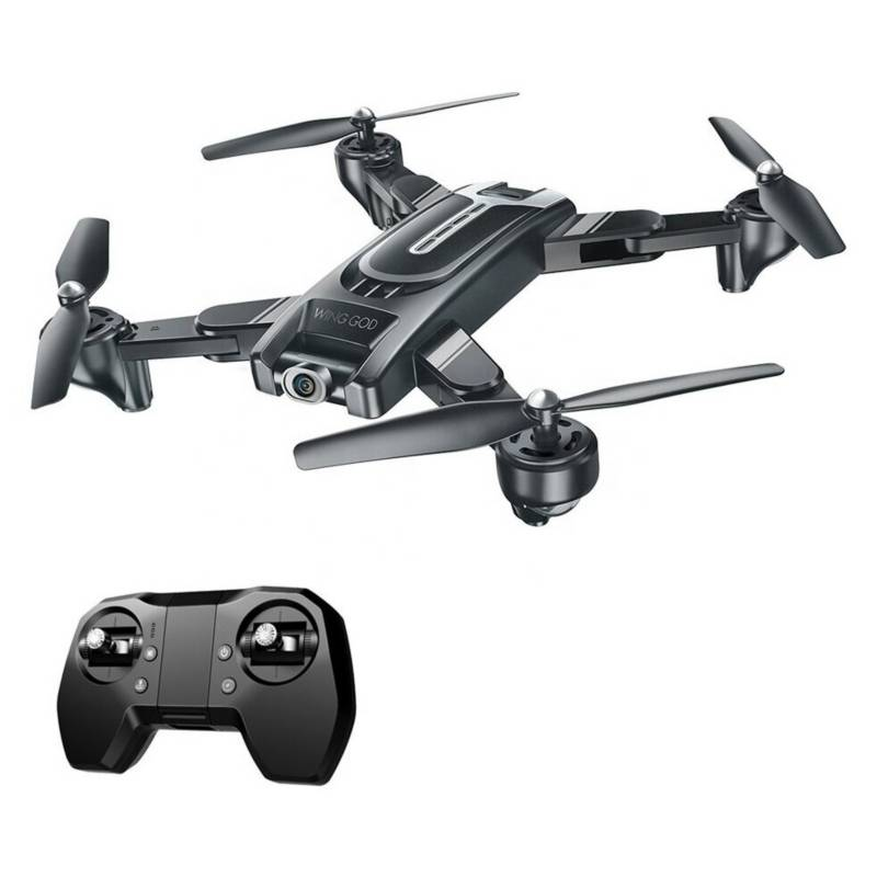 VISUO - Drone Plegable Visuo Xs817 Gps 5G Wifi 4K