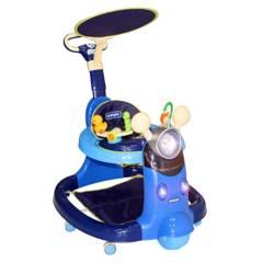 BEBEGLO - Andador Musical con Luces Bebeglo RS-210 Azul